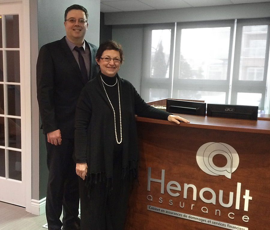 Hénault Acquisition J&R Tremblay